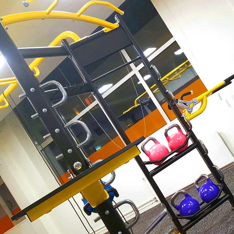 Funksjonell trening, crosstraining