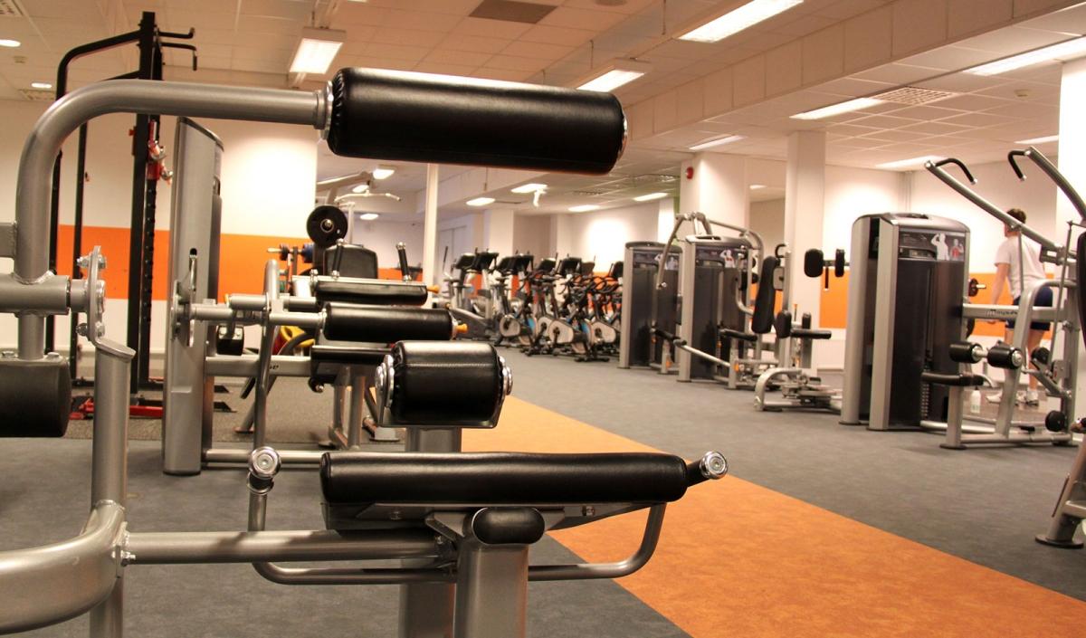 impulse lerkendal treningssal