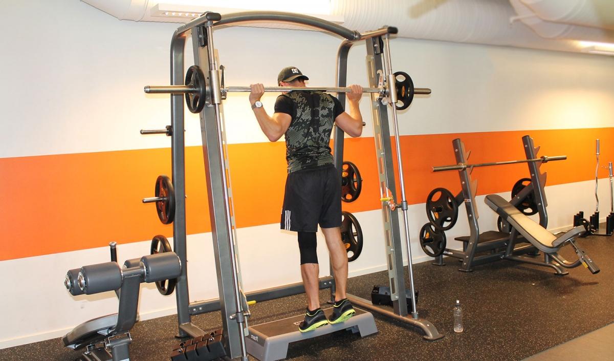 impulse melhus styrketrening