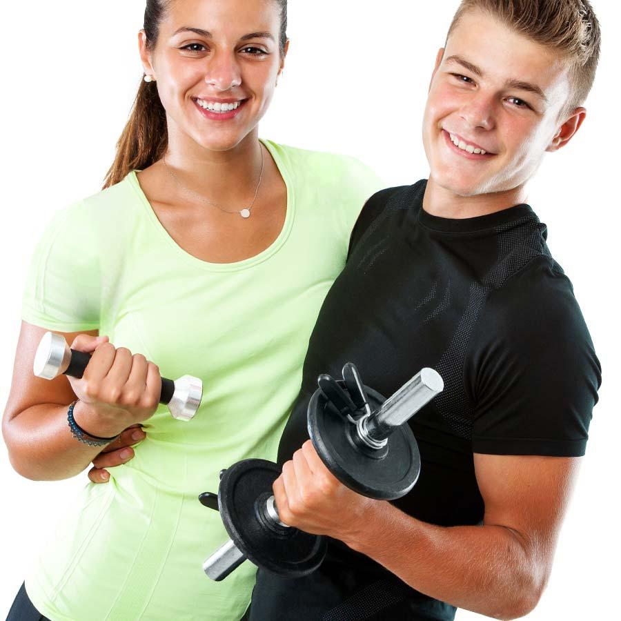 Ungdomsmeldmeskap treningssenter